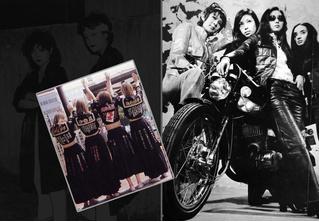 Как выглядели женские молодежные банды 70-80-х годов прошлого века в Японии