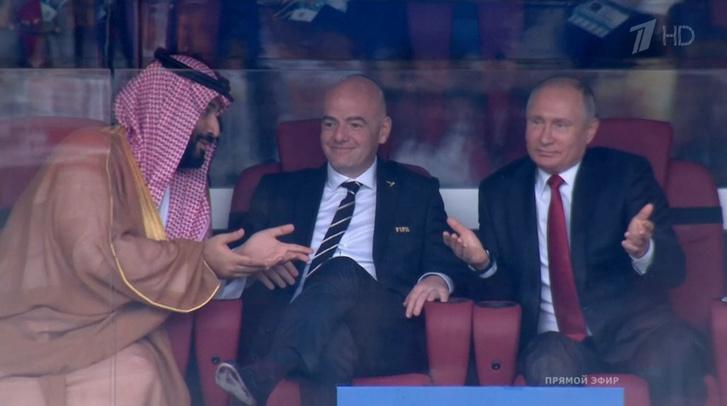 Фото №1 - Эй, кто там хотел расстрелять Черчесова?! Три причины, почему Россия порвала Саудовскую Аравию