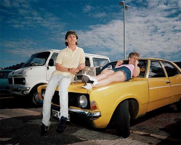 Фото №26 - Обычный туристический ад: фотографии английского курорта в 80-е