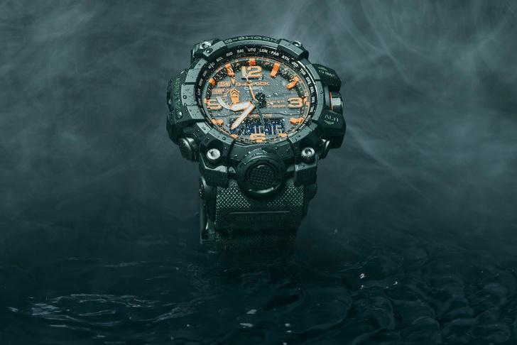 G-Shock x Maharishi MudMaster