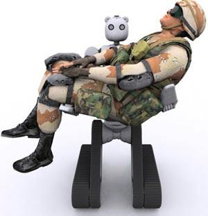 Фото №7 - Робот, подъем!